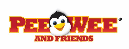 Pee Wee and Friends penguin banner.